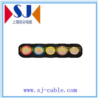 CEFL 0.6/1KV 3*240+1*120mm2卷筒扁平电缆