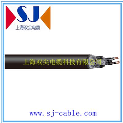垂直运动卷筒电缆