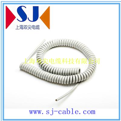 加工定制螺旋电缆