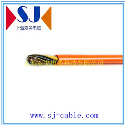 聚胺酯控制高柔性电缆