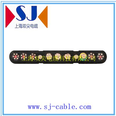 CRANE 3*240+1*120mm2抗拉卷筒扁平电缆