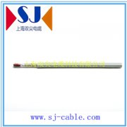 PVC控制拖链电缆(带屏蔽)
