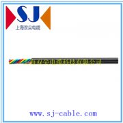 PVC拖链动力电缆