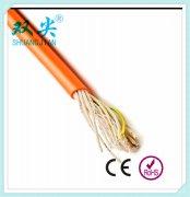 PVC高柔性机器人电缆